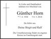 Günther Horn