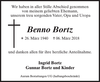 Benno Bortz