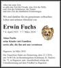 Erwin Fuchs