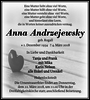 Anna Andrzejewsky