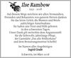 Ilse Rambow