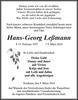 Hans-Georg Leßmann