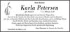 Karla Petersen