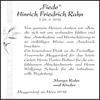 Fiede Hinrich Friedrich Rahn