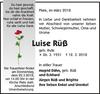 Luise Rüß