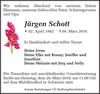 Jürgen Schott