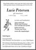 Lucie Petersen