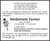 Heidemarie Termer