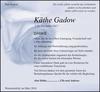 Käthe Gadow