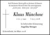 Klaus Münchow