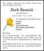 Dorle Bannick