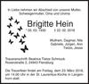 Brigitte Hein