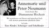 Annemarie und Peter Neumann