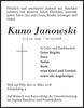 Kuno Janowski