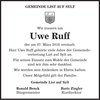 Uwe Ruff