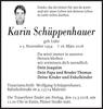 Karin Schüppenhauer