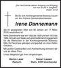 Irene Dannemann