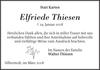 Elfriede Thiesen