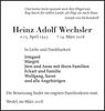 Heinz Adolf Wechsler