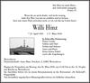 Willi Hinz