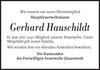Gerhard Hauschildt