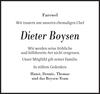 Dieter Boysen