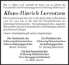 Klaus-Hinrich Lorentzen