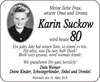 Karin Suckow