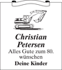 Christian Petersen
