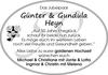 Günter Gundula Heyn
