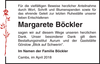Margarete Böckler