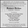 Rainer Helms