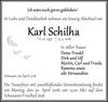 Karl Schilha