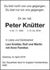 Peter Knütter