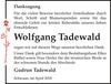 Wolfgang Tadewald