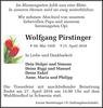 Wolfgang Pirstinger