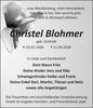 Christel Blohmer