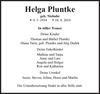 Helga Pluntke