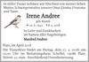 Irene Andree