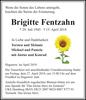 Brigitte Fentzahn