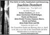 Joachim Dombert
