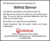 Wilfrid Berner