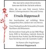 Ursula Hoppensack