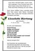 Lieselotte Hartung