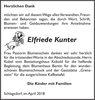 Elfriede Kunter