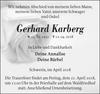 Gerhard Karberg