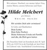 Hilde Melchert