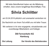 Silvia Schlitter