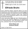 Elfriede Bruhn