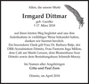 Irmgard Dittmar